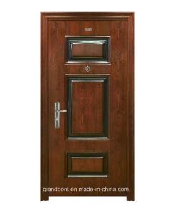 Portello di obbligazione d'acciaio dell'entrata singolo per l'appartamento Fdm006