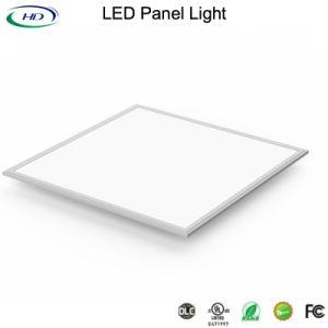 25W 603*603mm la luz del panel LED regulable UL aprobados DLC