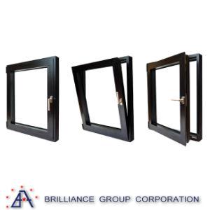 アルミニウムガラス滑走のWindowsまたは傾きおよび回転ウィンドウ・ハンドル