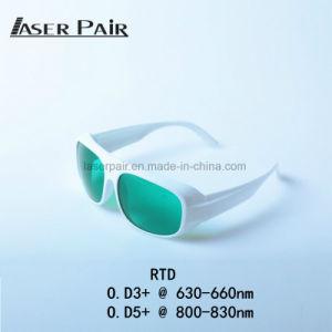 Óculos de segurança do laser de IDT óculos de segurança de laser vermelho,  a remoção de pêlos a laser de diodo 808nm Laser de diodo laser equipamento  beleza ... 6b89081f72