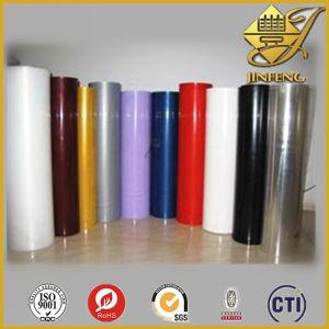 Professionnel Film PVC en plastique coloré pour le formage sous vide