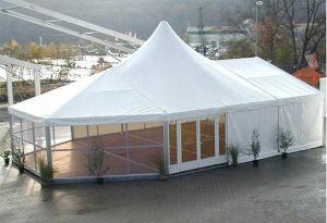 屋外のカスタマイズされた結婚披露宴のイベントのアルミ合金フレームガラスのテント