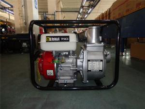 Benzin-Wasser-Pumpe Wp30, selbstansaugende Pumpe des Wasser-6.5HP