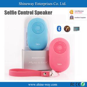 Bluetooth portatile Mini Sound Box con Selfie Camera Control (SPK-B005)