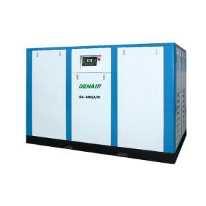La construcción de 400 kw compresor de aire (DA-400GA/W)