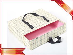 Contenitore promozionale stampato di carta di regalo del contenitore di imballaggio