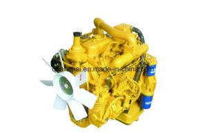 De Dieselmotor 4105zg van de Machines van de Bouw van Turbocharging van vier Cilinders