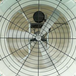 Gofee 51 polegada Hog Farm Fibra de montagem em parede do alojamento do ventilador de refrigeração