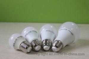 Alumínio plástico2835 SMD LED de Pêra com marcação RoHS lâmpada