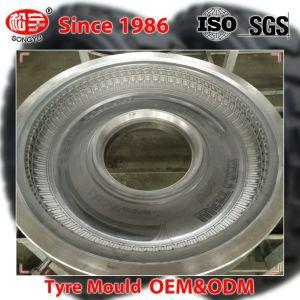 Pneu plein de gravure CNC moule pour les pneus du chariot élévateur avec une grande précision