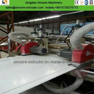 Feuille de mousse PVC avec disques de machines de l'extrudeuse Surface lisse