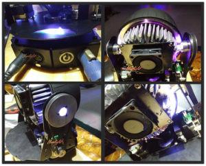 広州の熱い販売の蜂の目のビーム洗浄4in1 RGBW 6PCS 15W LED小型移動ヘッド