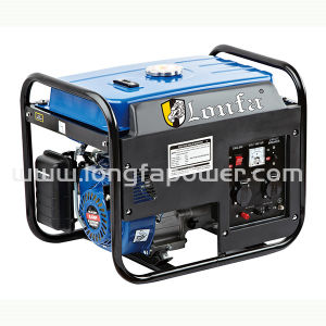 3.5kw/3.5kVA Small Portable Electric Gasoline Generator