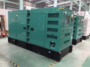 Ce prix d'usine 160kVA Générateur silencieux - Lovol Powered