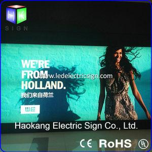 掲示板を広告する屋外の防水額縁