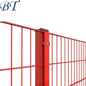 Vendedor caliente precio barato de alta calidad doble valla de malla