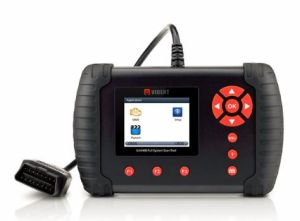 Vident Ilink400 가득 차있는 시스템 자동 검사 공구 ABS/SRS/Epb//DPF 재생 또는 기름 리셋 Ilink400 덮개 Foxwell Nt510 보다는 추가 차
