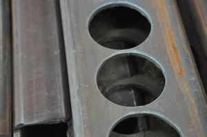 Tagliatrice quadrata del tubo del plasma di CNC