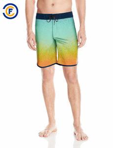 Newn 디자인 인쇄 기온변화도 색깔 남자 트렁크 널 간결 Beachwear 수영복
