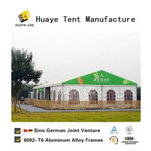 Estrutura em liga de alumínio de alta qualidade tenda de evento exposições para Utilização no Exterior