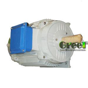 5KW 500tr/min 3 PHASE AC faible vitesse/tr/min générateur à aimant permanent synchrone, le vent/eau/de puissance hydrostatique