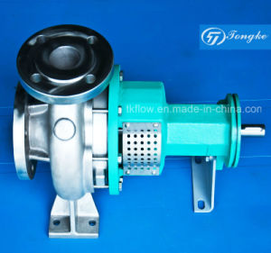 Pompa ad acqua centrifuga dell'alimentazione orizzontale