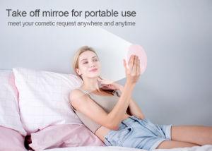 큰 메이크업 미러 플래쉬 등을%s 가진 LED Selfie 반지 빛 Rk36