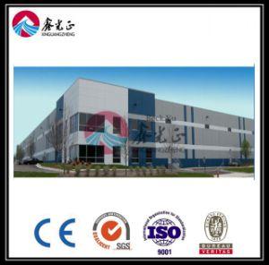 Magazzino prefabbricato della struttura d'acciaio (BYSS-181)