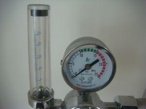 De goede Verkopende Regelgever van het Reductiemiddel van het Gas van het Argon met Debietmeter