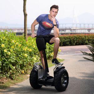 Equilibrio auto off-road dos ruedas de carros eléctricos