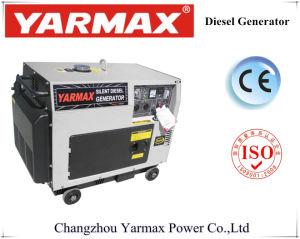 6kVA monofásicos generador diesel refrigerado por aire