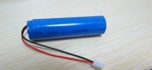 GPS를 위한 고품질 Li 이온 건전지 3.7V 18650 2200mAh