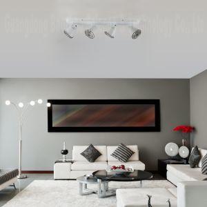 Métallique Au Led Plafond Lampe Classique Fer De Lumière EDI92HYW