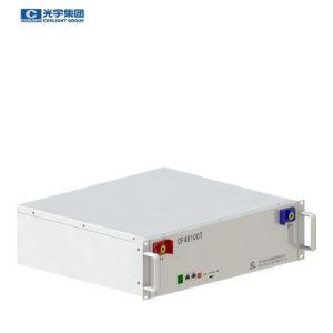 48V 100Ah batería de litio recargable para UPS/solar/Telecom/celda solar de almacenamiento de energía eólica