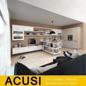 Apartamento novo porta laca de armários de cozinha Modular (SCA2-W230)