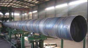 Gewundene Stahlrohre API-X80