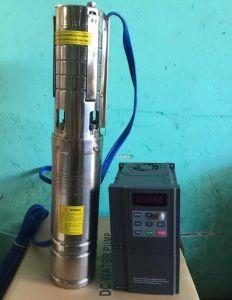 Agricultural 55m 4pouce de la pompe à eau solaire en Afrique du Sud