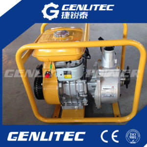 5.0HP ROBIN EY20-3c бензиновым бензинового насоса воды
