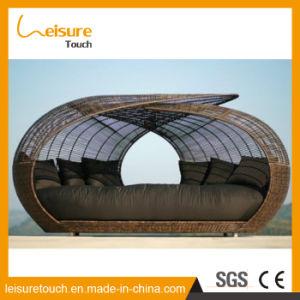 Hotel de diseño de muebles de salón exterior Modren tumbona ratán
