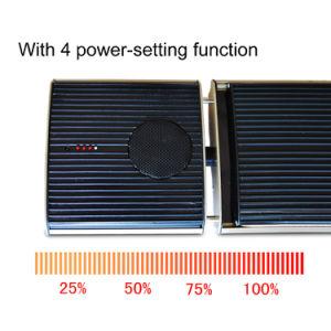 Painel de aquecimento por infravermelhos Varandas Patio Aquecedor com colunas Bluetooth