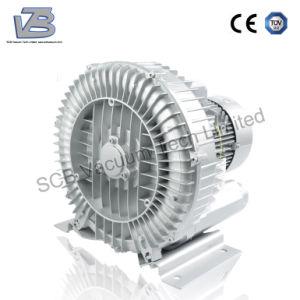 Canal lateral de una sola etapa ventilador de sistema de secado de aire