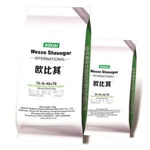 Het Organische Korrelige Middel van het Vrije Aminozuur en Het Spoorelement van uitstekende kwaliteit en de In water oplosbare Meststof van het Poeder
