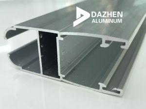 Fabricante de Venta caliente Extrusión de Aluminio Perfil de la puerta