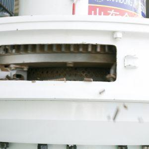 Produção especializada do equipamento de pelotas de Combustível de Biomassa