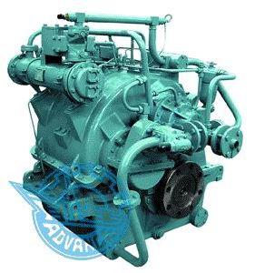 Морской коробки передач (HC1250) 400-1800об/мин