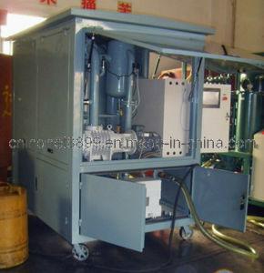 Purificador de aceite del transformador de alto vacío, el aislamiento de purificación de aceite
