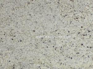 カシミールのフロアーリングおよびカウンタートップのための白い花こう岩のタイル