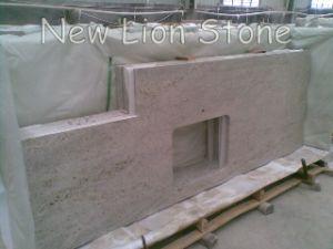 De Bovenkanten van de Keuken van de steen/Countertops van Granieten