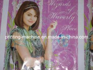 Alta velocidad 8 color Flexografía máquina de impresión (CH888)