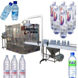 Máquina de Engarrafamento de Água Mineral/ Máquina de Enchimento